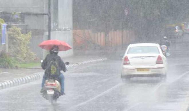 Prathamesh Kandale's Poem 'The Reign Of Rain'