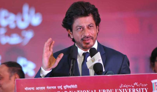 What SRK Aspires For His Kids