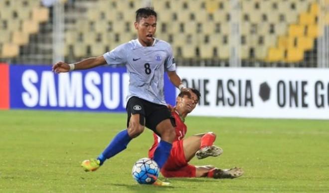 Amarjit To Lead India U17 Team