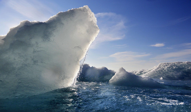 Arctic Sea Ice Extent 8th Lowest On Record: NASA