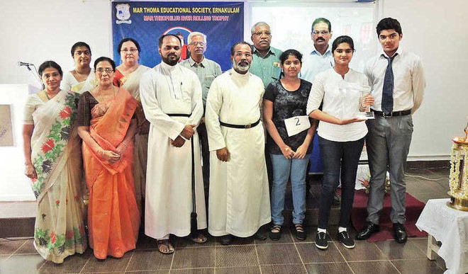 Mar Theophilus Inter-school Elocution contest a big draw