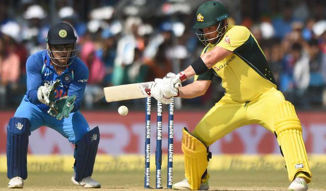 India Playing Class Above Us: Finch