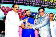 National Award to Teachers for Dr Jawaid Alam Khan