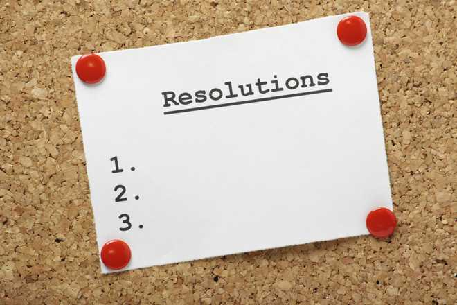 Instead of New Year Resolution