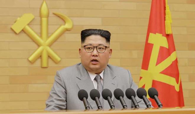 Nuclear Button Is Always On My Desk: Kim Jong Un