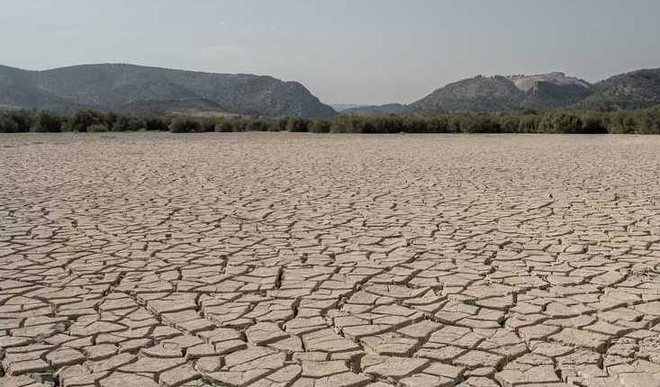 Global Warming Can Make Earth Drier