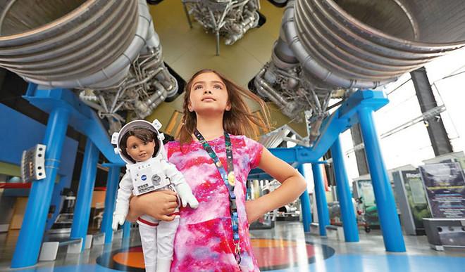 NASA, US Girl Inspire Next Gen Of Space Explorers