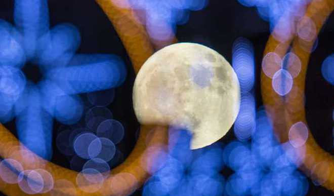 Get Set For 'Blue Moon' Total Eclipse