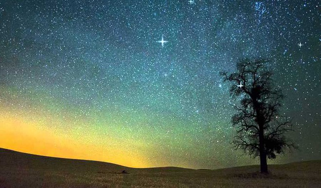 Pranay's Poem On 'Stars'