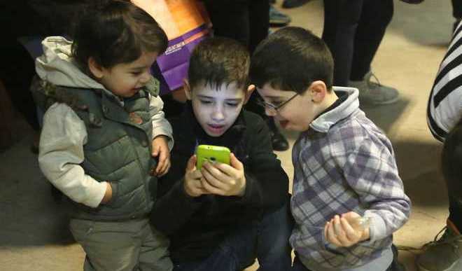Chhavi: Are We Killing Childhood With Technology?