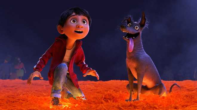 Coco Wins Best Animation At Golden Globe