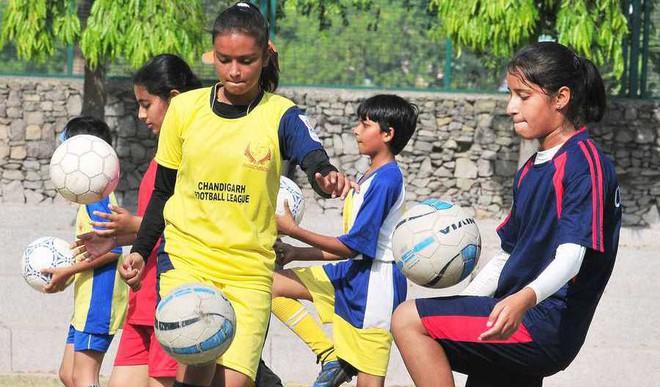 Football Empowers Girls In This Haryana Village