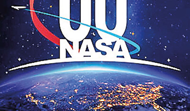 All About NASA's 60th Anniversary Logo