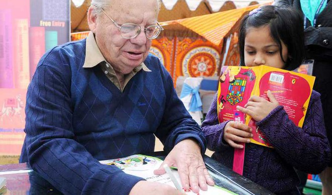 Ruskin Bond Bats For Paperbacks