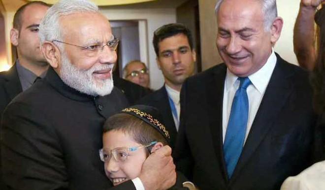 Netanyahu Arrives On Sunday To Boost Indo-Israel Ties