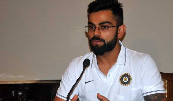 Kohli Named ICC ODI Cricketer Of The Year