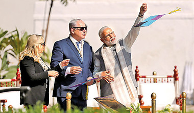 The History Of Indo-Israel Ties
