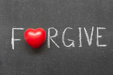 Forgiving Is Easy, To Trust Is Not