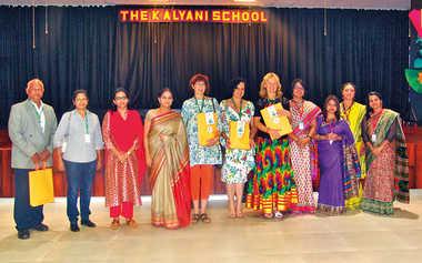 Czech Facilitators Visit Kalyani School