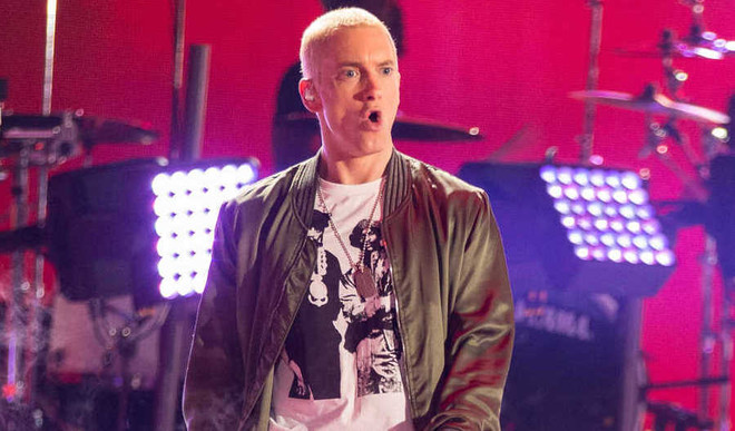 Eminem: Always Something Left For Me To Prove