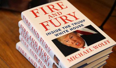Controversial Book On Trump To Turn Into TV Series