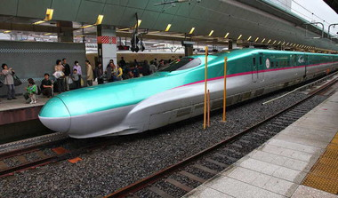 These Trains Are As Fast As Planes. Almost