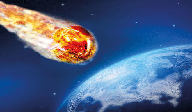 Headed For Earth: An Asteroid The Size Of Burj Khalifa
