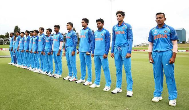 U19 WC: India Thrash Zim By 10 Wickets