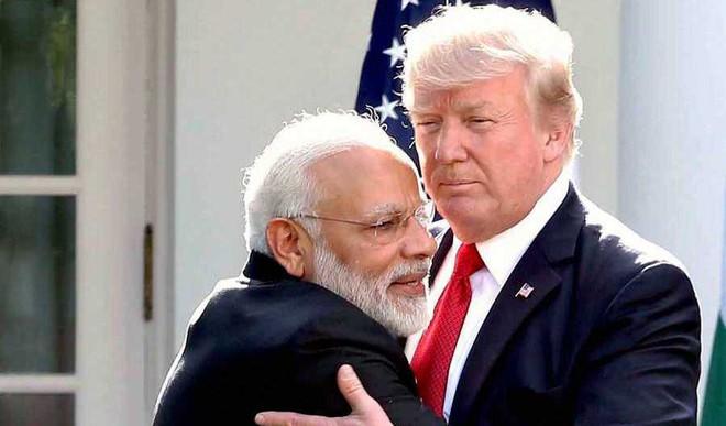 Trump 'Imitates PM Modi's Accent' At Meetings: Report