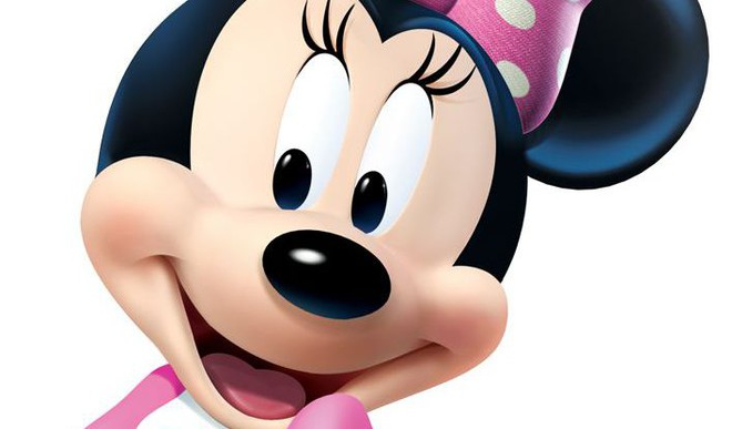 Minnie Mouse Gets Her Star
