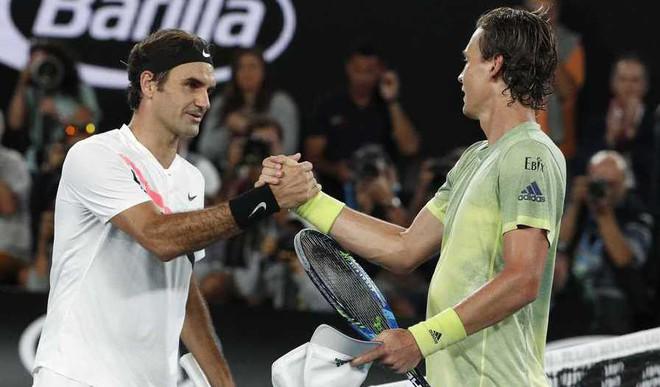 Aus Open: Ageless Federer In Semis