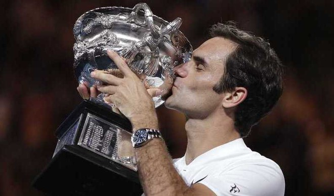 Federer Wins 20th Grand Slam Title
