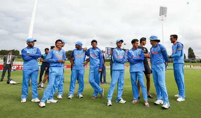 U19 WC: India Face Pak In Semi-final