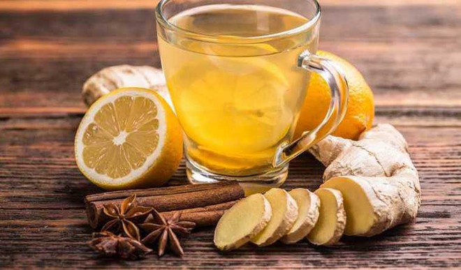 Treat Cold With Ginger