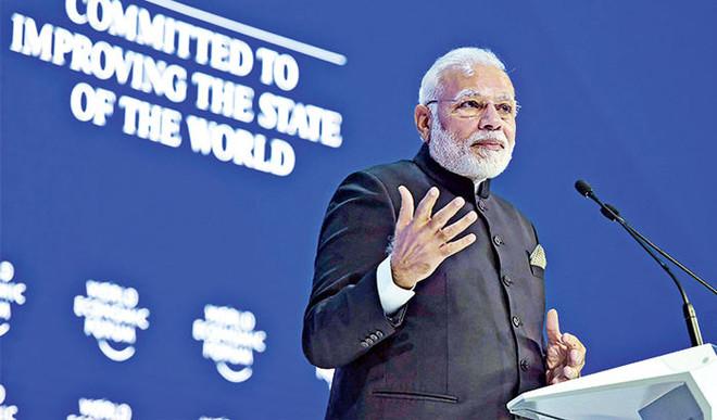 Did Modi Succeed In Establishing Himself As A Global Leader At Davos?