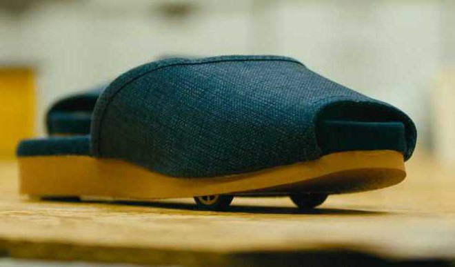 Self-driving Slippers Are Here