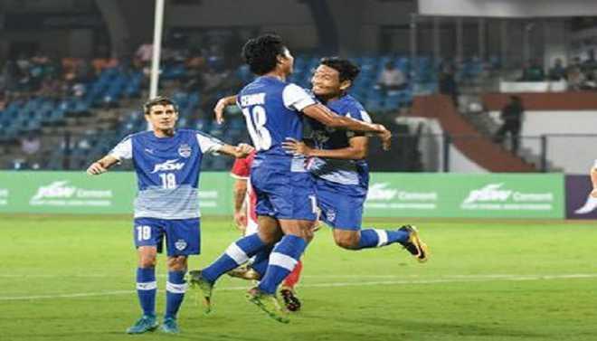 Bengaluru FC Enter AFC Cup 2nd Round