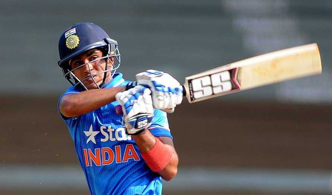 Rising Star Gill Show Shades Of Kohli