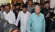 Lalu Jailed For 3.5 Years, Fined