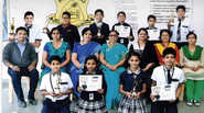 Sandipani Students Display Their Scientific Aptitude