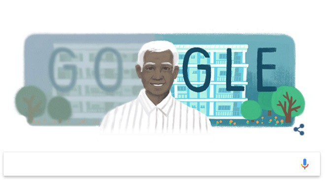 Google Honours Indian Ophthalmologist