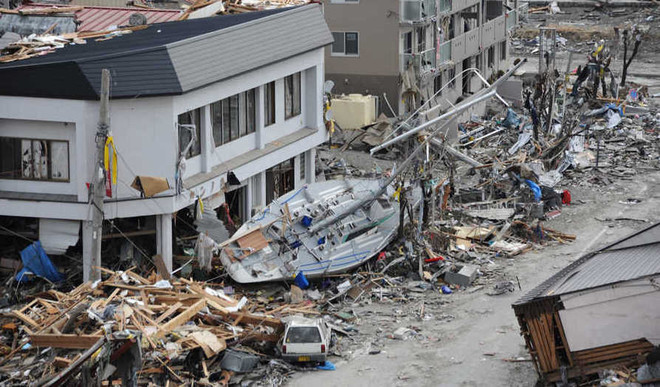 How Japan Tackles Natural Disasters