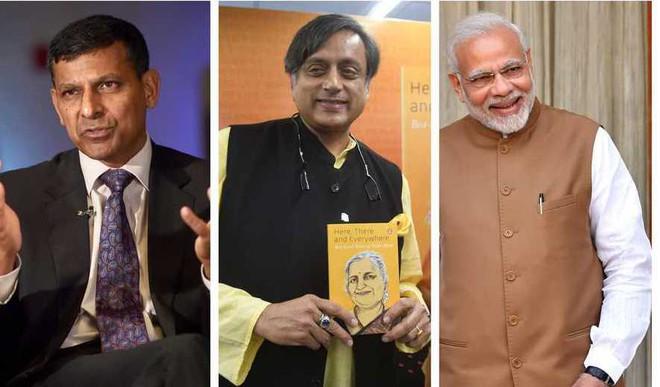 Modi, Tharoor, Raghuram Rajan Shortlisted For Book Award