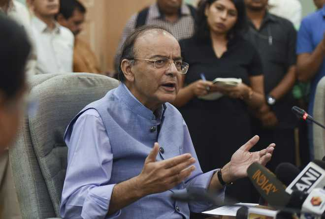 Grand Alliance A Tried, Tested And Failed Idea: Jaitley