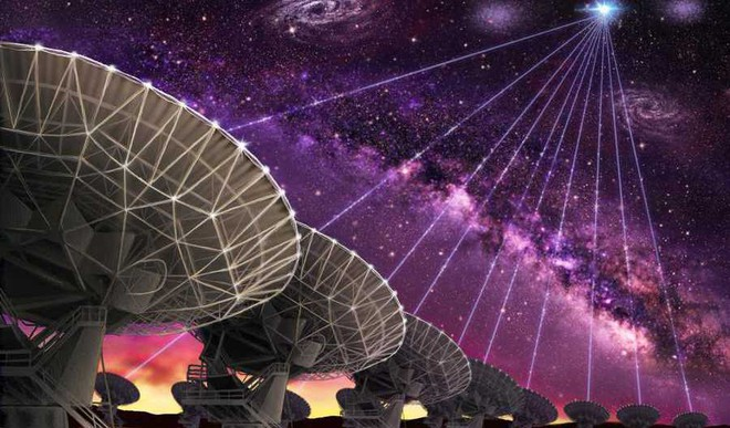 Mysterious Radio Bursts Detected From Space Explained