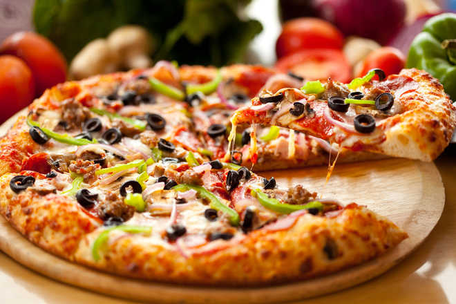 Pizzas, Burgers Set To Shrink