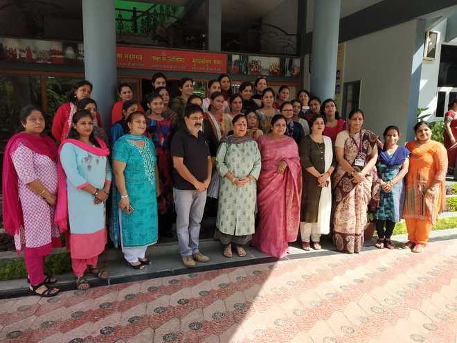 School Holds 2-day Training Session For Maths Teachers
