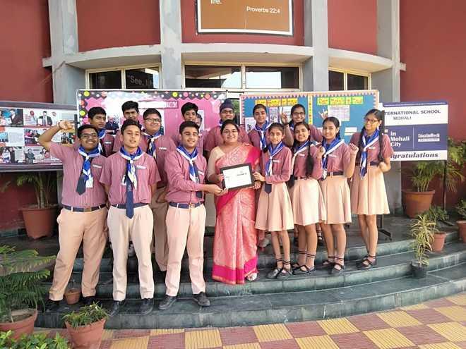 Ryan Intl Among Top 10 Mohali Schools