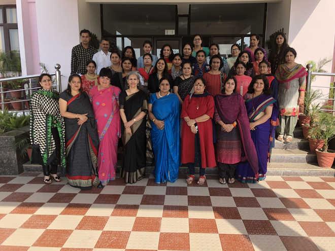Capacity Building Workshop For English Teachers Held