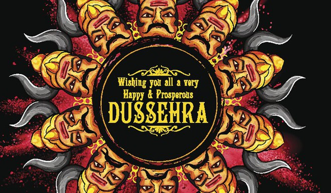 Happy Dussehra... Send Your Wishes Here